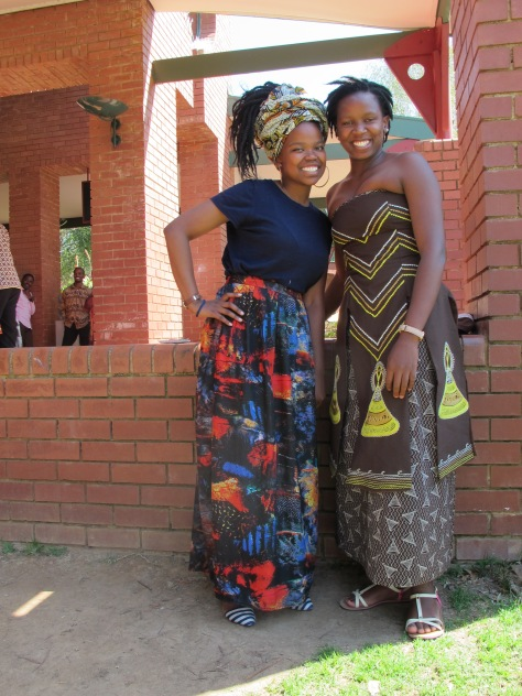 Ms. Mandisa & Ms. Shoki