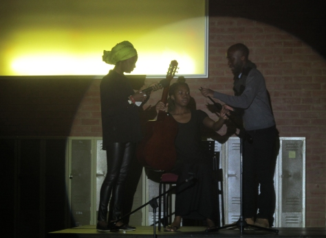 Peace Day Celebration : Ella's Performance