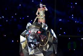 katy perry lion