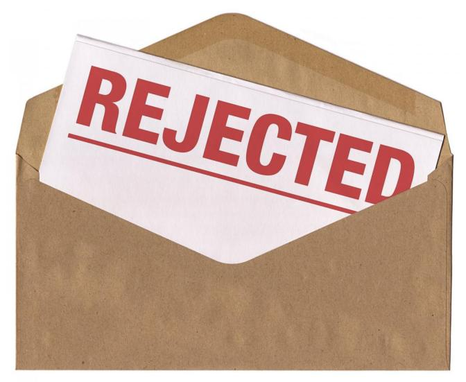 rejection-letter